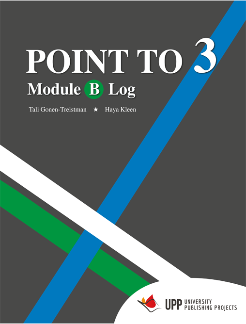 Point to 3: Unit Log B